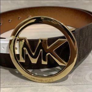 "NWT Authentic  Logo Michael Kors Belt XL (45"")"